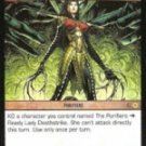 Lady Deathstrike, Lady for Hire (U) MEV-230 VS System TCG Marvel Evolutions