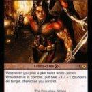 James Proudstar as Warpath, Apache Warrior (C) MEV-057 VS System TCG Marvel Evolutions