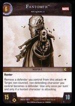 Fantomex, Weapon 13 (U) MEV-181 VS System TCG Marvel Evolutions