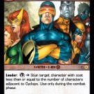 Cyclops, Man of Action (C) MEV-007 VS System TCG Marvel Evolutions