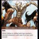 Caliban, Death (U) MEV-051 VS System TCG Marvel Evolutions