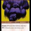 Beast, Wild and Woolly (C) MEV-003 VS System TCG Marvel Evolutions