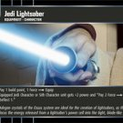 #93 Jedi Lightsaber (ROTS common)