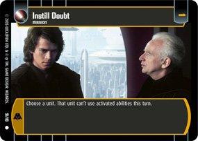 #91 Instill Doubt (ROTS common)