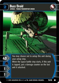#78 Buzz Droid (ROTS common)
