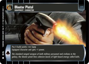 #76 Blaster Pistol (ROTS common)