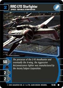 #73 ARC-170 Starfighter (ROTS common)