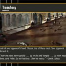 #65 Treachery Star Wars TCG (ROTS uncommon)