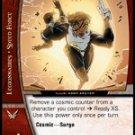 XS, Jenni Ognats (C) DLS-029 VS System TCG DC Legion of Superheroes