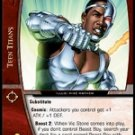 Vic Stone as Cyborg, Titans Veteran (C) DLS-154 VS System TCG DC Legion of Superheroes