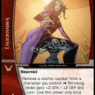 Shrinking Violet as Leviathan, Salu Digby (U) DLS-020 VS System TCG DC Legion of Superheroes