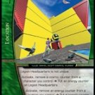 Legion Headquarters (C) DLS-033 VS System TCG DC Legion of Superheroes
