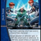 Chain Lightning (C) DLS-074 VS System TCG DC Legion of Superheroes