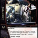Apparition, Tinya Wazzo (C) DLS-002 VS System TCG DC Legion of Superheroes