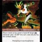 Aztek, Champion of Quetzalcoatl DCL-003 (C) DC Legends VS System TCG
