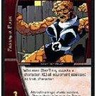 She-Thing, Sharon Ventura (C) MOR-060 Marvel Origins (1st Ed.) VS System TCG