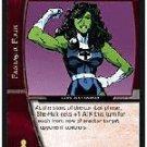 She-Hulk, Green Jeans (C) MOR-059 Marvel Origins (1st Ed.) VS System TCG