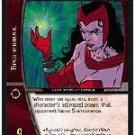 Scarlet Witch, Wanda Maximoff (C) MOR-094 Marvel Origins (1st Ed.) VS System TCG