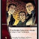 Random Punks, Army (C) MOR-171 Marvel Origins (1st Ed.) VS System TCG