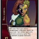 Mystique, Shape-Changing Assassin (C) MOR-085 Marvel Origins (1st Ed.) VS System TCG