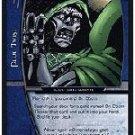 Faces of Doom (U) MOR-130 Marvel Origins (1st Ed.) VS System TCG