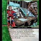 Secret Sanctuary (U) DJL-035 DC Justice League VS System TCG