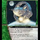 Satellite HQ (C) DJL-034 DC Justice League VS System TCG