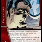 Wyatt Wingfoot, Keewazi Adventurer MSM-115 (U) Web of Spiderman VS System TCG