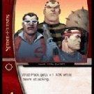 Wild Pack, Army MSM-055 (C) Marvel Web of Spiderman VS System TCG