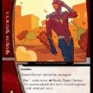 Speed Demon, James Sanders (C) MSM-089 Web of Spiderman Marvel VS System TCG