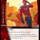 Speed Demon, James Sanders (C) MSM-089 Web of Spiderman Marvel VS System TCG