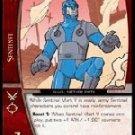 Sentinel Mark V, Army (C) MSM-133 Web of Spiderman Marvel VS System TCG