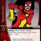 Jessica Drew - Spider-Woman, Venom Blast (U) MSM-043 Web of Spiderman Marvel VS System TCG