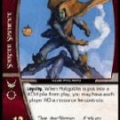 Hobgoblin, Roderick Kingsley (C) MSM-076 Web of Spiderman Marvel VS System TCG