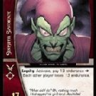Green Goblin, Altered Ego (C) MSM-074 Web of Spiderman Marvel VS System TCG