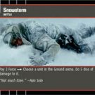 #192 Snowstorm TCG (ESB common)