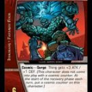 Thing, Rockhead (C) MHG-112 Heralds of Galactus Marvel VS System TCG