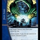Super Genius (C) MHG-166 Marvel Heralds of Galactus VS System TCG