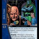 Master of Puppets (U) MHG-165 Marvel Heralds of Galactus VS System TCG