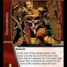 Katrina Luisa Van Horne Amazon Unrepentant Hero (C) MHG-217 Marvel Heralds of Galactus VS System TCG