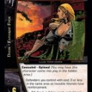 Invisible Woman, Baroness Von Doom (C) MHG-137 Marvel Heralds of Galactus VS System TCG