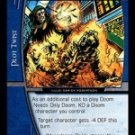 Doom Needs Only Doom (C) MHG-158 Marvel Heralds of Galactus VS System TCG