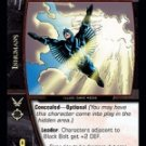 Black Bolt, King of the Inhumans (C) MHG-093 Marvel Heralds of Galactus VS System TCG