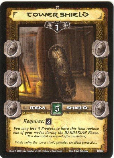 Tower Shield (U) Conan Collectible Card Game