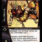 Yokal, The Atrocious (U) DGL-144 Green Lantern Corps DC VS System TCG