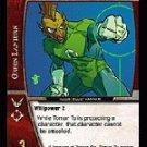 Tomar Tu, Green Lantern of Xudar (C) DGL-026 Green Lantern Corps DC VS System TCG