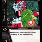Manhunter Infiltrator, Army (C) DGL-120 Green Lantern Corps DC VS System TCG