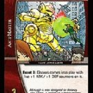 Gnaxos, Arena Robot (C) DGL-081 Green Lantern Corps DC VS System TCG