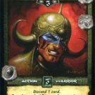 Will of Iron (R) Conan Collectible Card Game