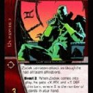 Zodiak, Norman Harrison (C) MMK-163 Marvel Knights VS System TCG